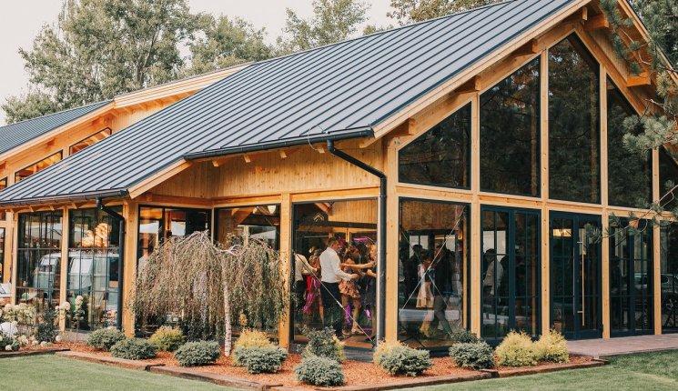Szklarnia Event Garden